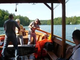 Wyjazd integracyjno - turystyczny Łagów i okolice V.2016